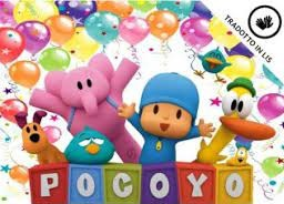 Pocoyo in LIS