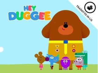 Hey Duggee in LIS