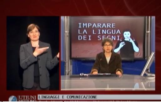 Imparare la lingua dei segni