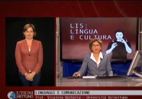 LIS: lingua e cultura
